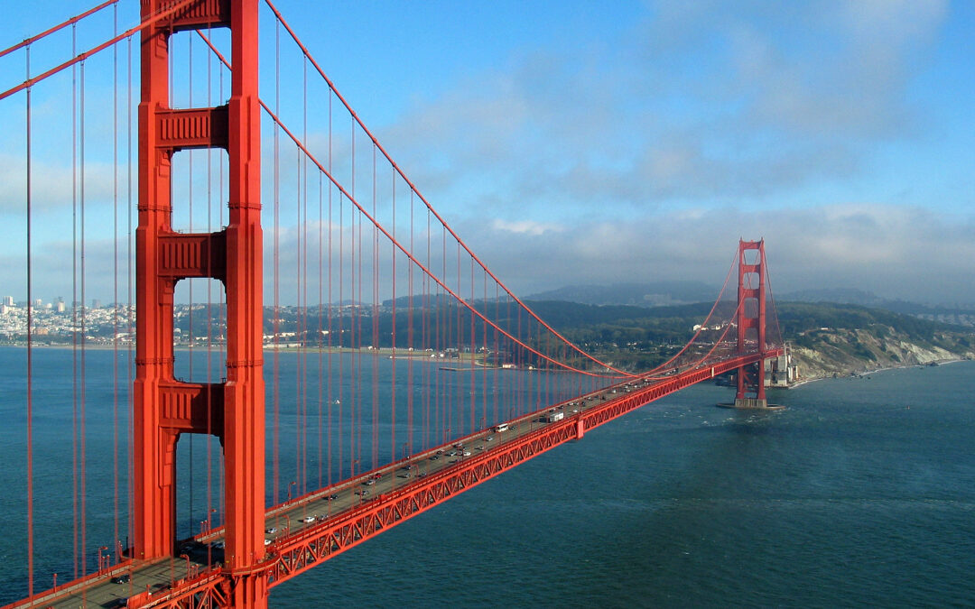 Golden Gate Bridge by Tripps Plus Las Vegas